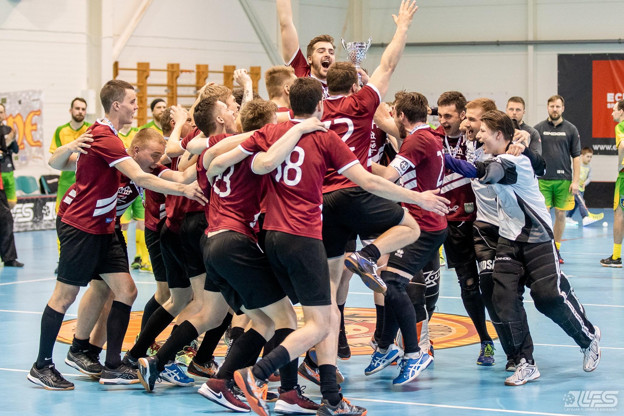 "2. līgas bronzu iegūst ""SK Slampe/Zevid"""