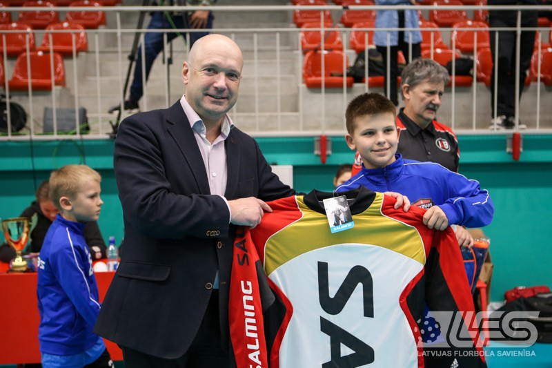 """ELVI florbola līgas sievietēm bronzu izcīna """"NND Rīga"""""""
