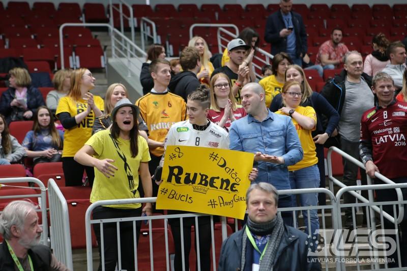 """""""Rubenei"""" 12. čempiones tituls, """"Ķekava"""" piekāpjas tikai pagarinājumā"""