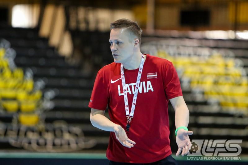 Latvijas junioriem treniņš Halifaksā