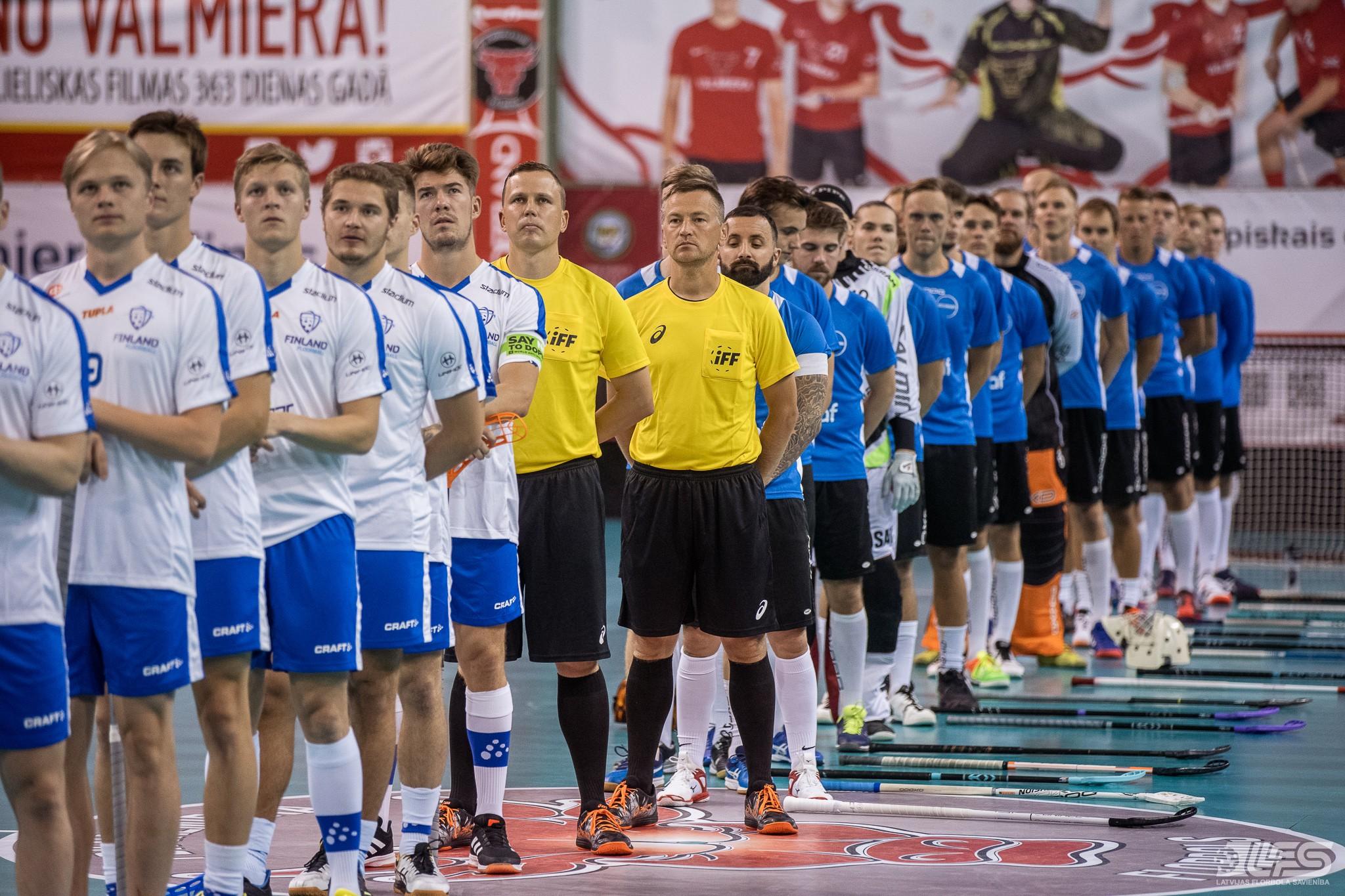 Šodien Valmierā sāksies cīņa par Četru nāciju kausu