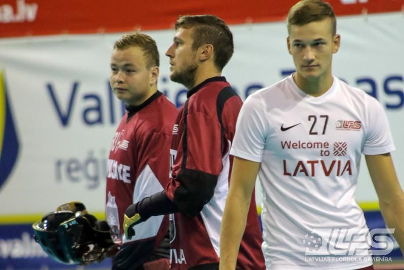 Latvijas izlase turnīra izskaņā ar cieņu piekāpjas somiem
