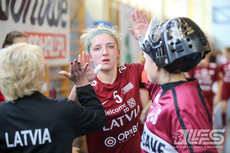Latvietes pārvar arī Norvēģijas barjeru