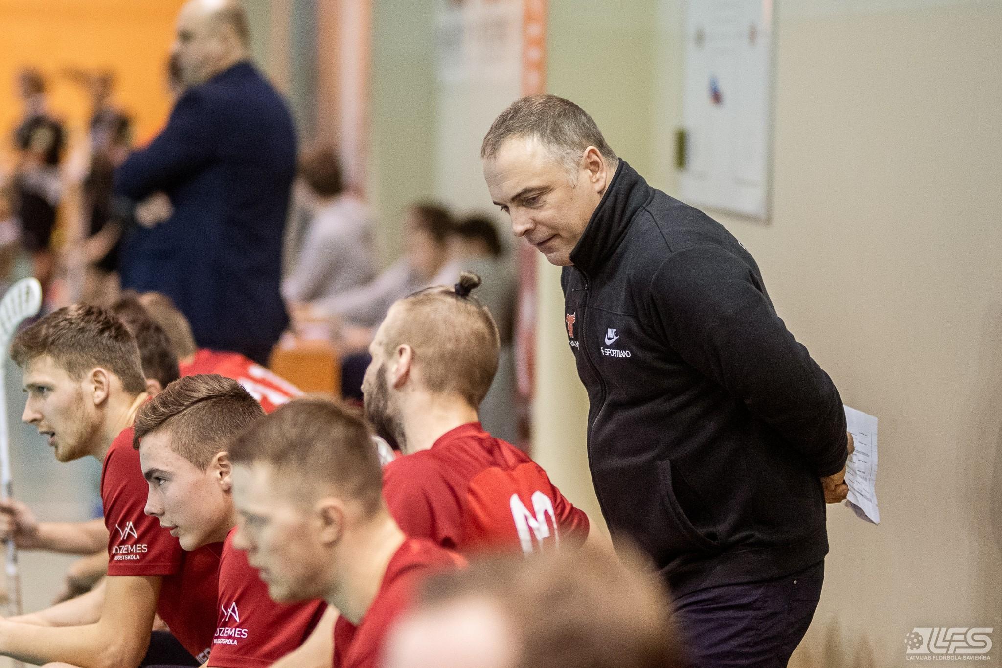 """""""Valmiera"""" uzvaras garšu atgūst mačā pret talseniekiem"""