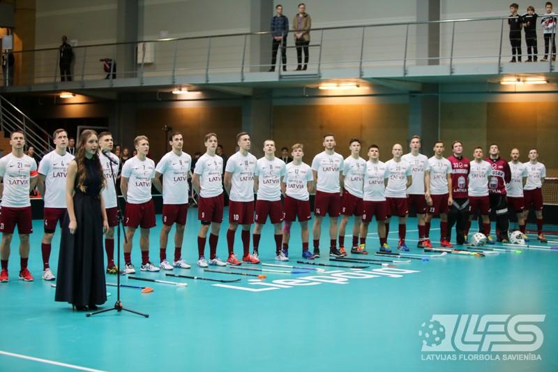 Kvalifikācijas turnīrs sākts ar Francijas izlases sagraušanu