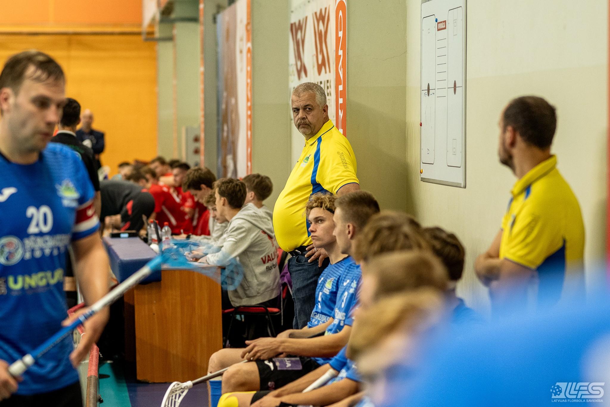 """""""Valmiera"""" ar trešo uzvaru pēc kārtas panāk līderus"""