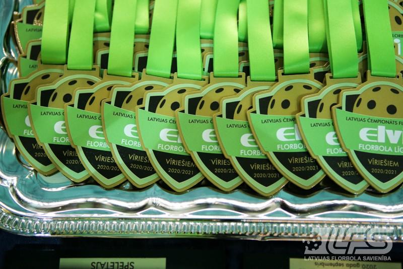 "ELVI florbola līgas čempione – Kocēnu ""Rubene"""
